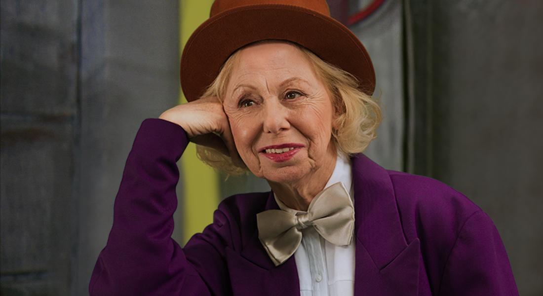 Oma Elfriede